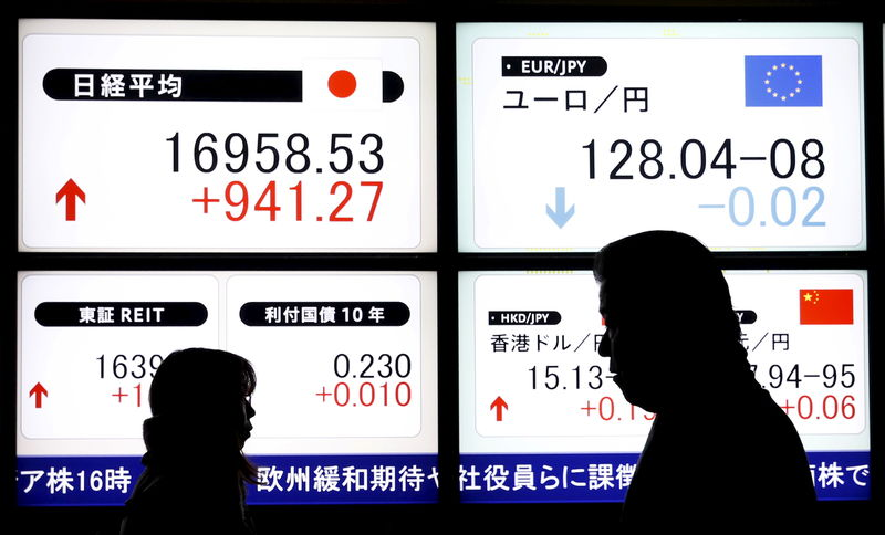 Japan shares lower at close of trade; Nikkei 225 down 053 By