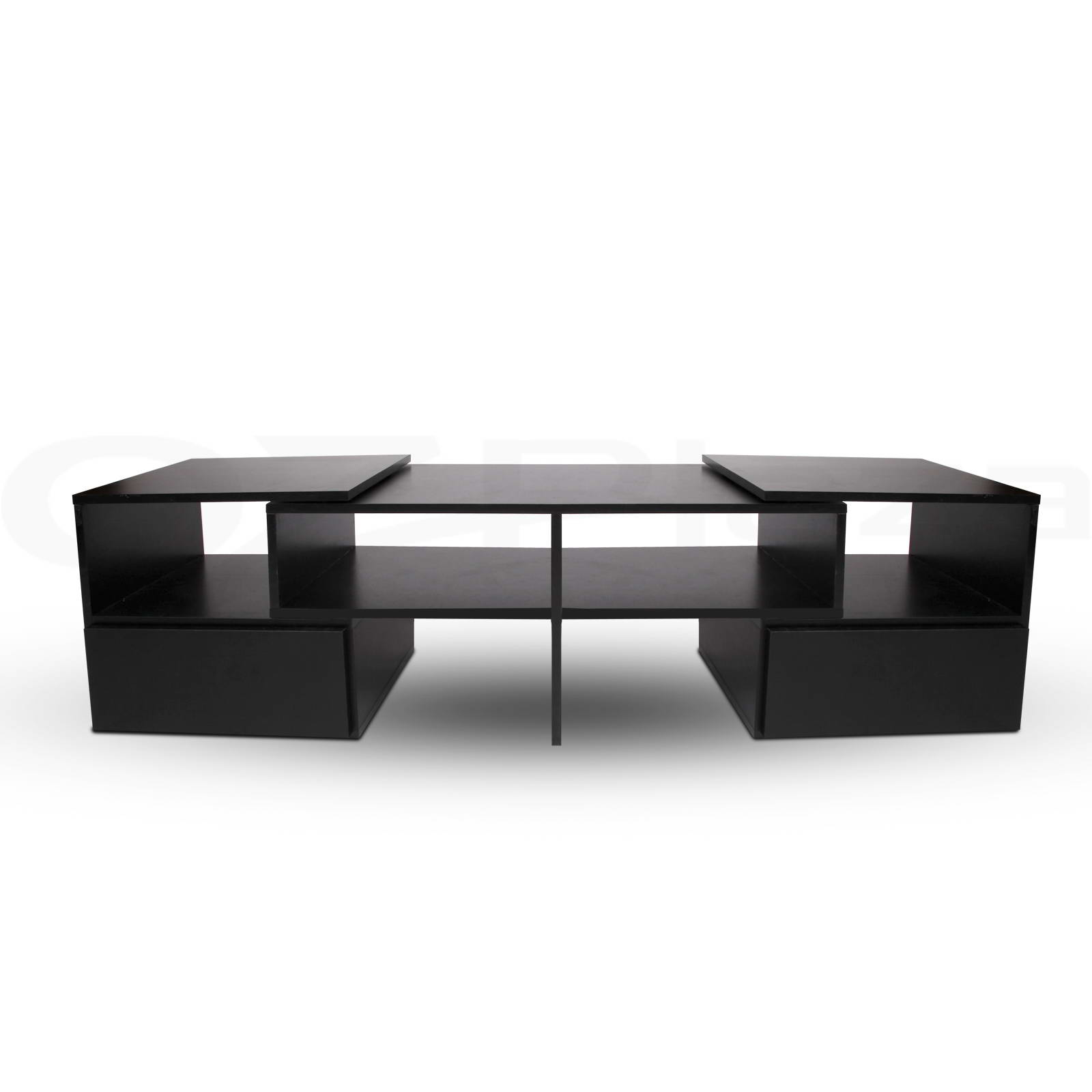 Lowline Cabinet Tv Stand Entertainment Unit 175cm Corner Cabinet