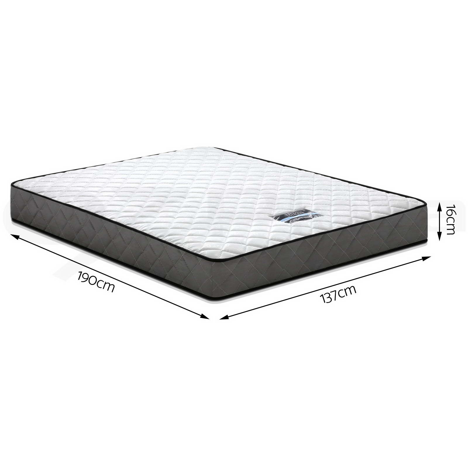 Size Of A King Single Bed Queen King Single Double Mattress Bed Size Bonnell Spring