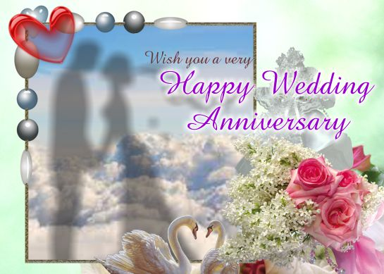 A Very Happy Wedding Anniversary! Free Happy Anniversary eCards