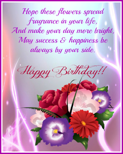 happy birthday cards - Free Large Images Places to Visit - birthday card sample