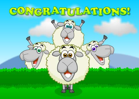 Congratulations Cards, Free Congratulations Wishes, Greeting Cards - congrats on new position