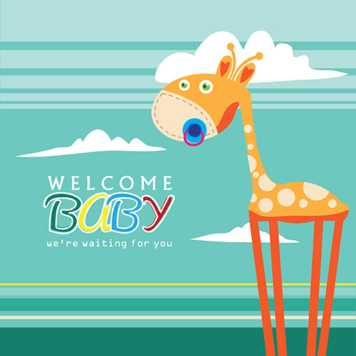 Welcome Baby Greeting Card Free New Baby eCards, Greeting Cards