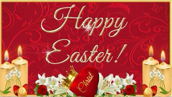 Birthday Greetings Please Happy Religious Orthodox Easter. Free Orthodox Easter