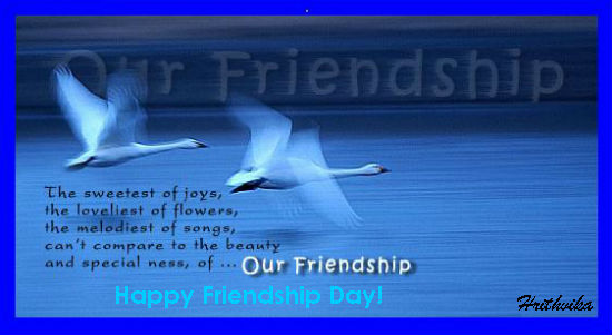 Birthday Greetings Please Sweetest Of Joys. Free Happy Friendship Day Ecards