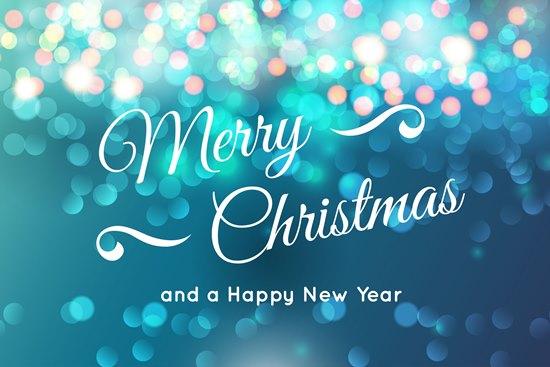 Elegant Christmas Card Free Business Greetings eCards, Greeting