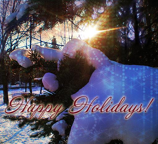 Happy Holidays! Happy New Year! Free Holiday Cheer eCards 123 - happy holidays and new year greetings