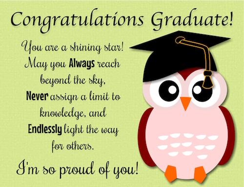 Congrats Grad, You\u0027re A Bright Star Free Congratulations eCards