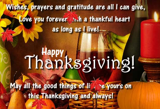 Birthday Greetings Please Let Us Thank God! Free Happy Thanksgiving Ecards, Greeting