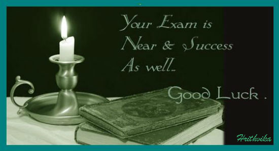 Good Luck For Your Exam Free Good Luck eCards, Greeting Cards 123