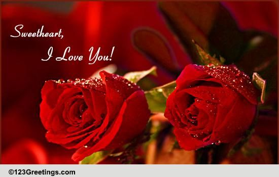 Cute Roses Wallpapers With Wordings I Need You Free Roses Ecards Greeting Cards 123