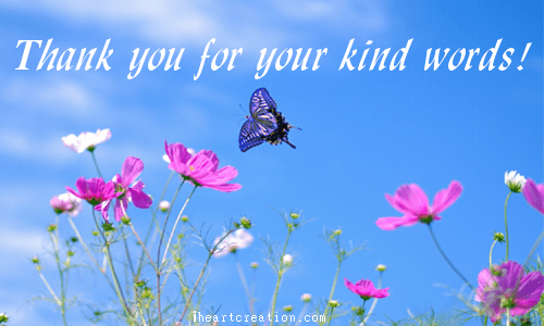 Kind Words Free Congratulations Ecards Greeting Cards