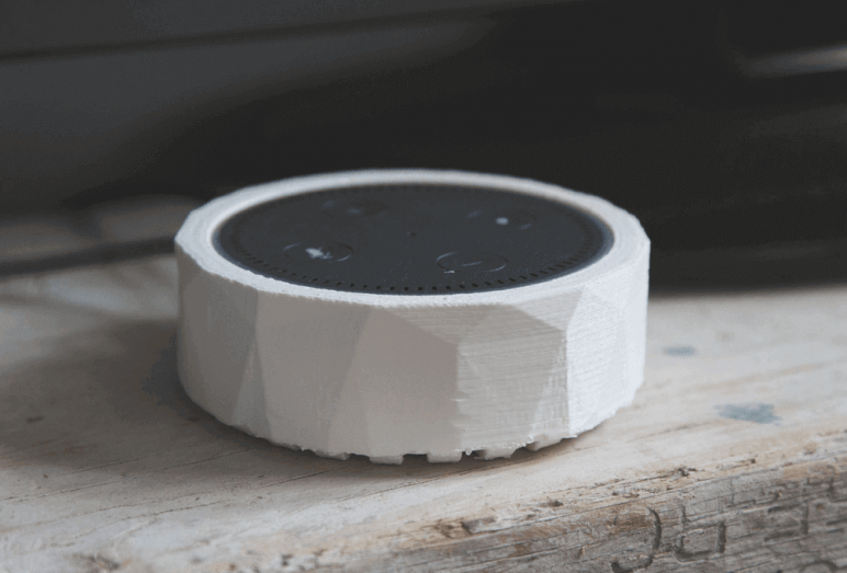 20 Best Amazon Echo Dot Accessories To 3d Print All3dp