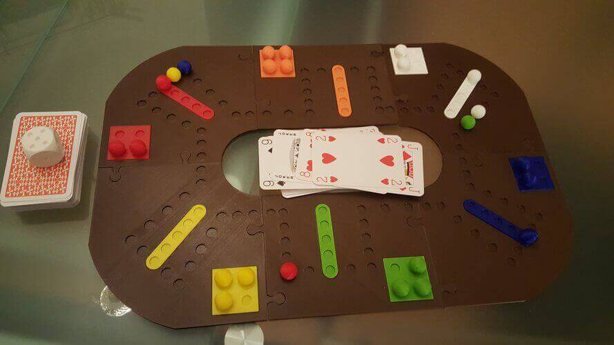 25 Exciting DIY Board Games You Can 3D Print All3DP