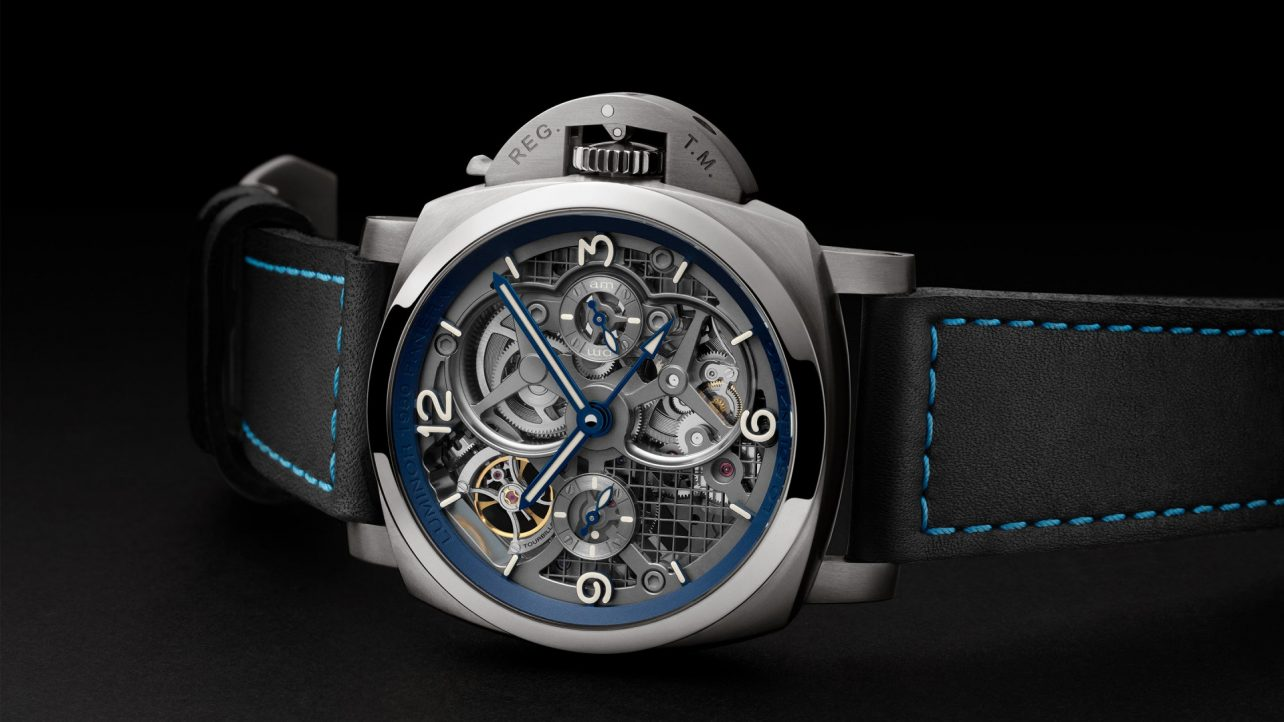 Harga Cat No Drop 2018 Panerai Presents 3d Printed Tourbillon Watch At Sihh 2018 All3dp