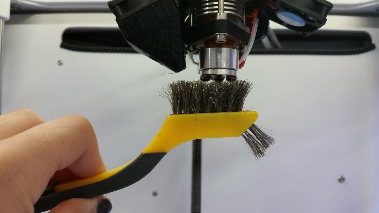 3d Printer Nozzle Cleaning The Easiest Way To Do It All3dp