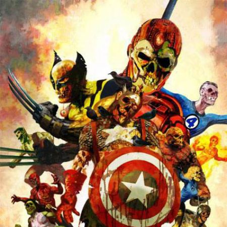 Avengers Assemble Wallpaper Hd Marvel Zombies Comics Marvel Com