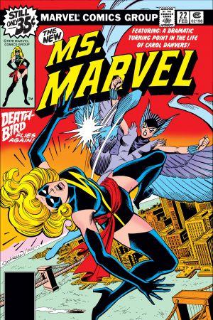 Ms Marvel (1977) #20 Comics Marvel