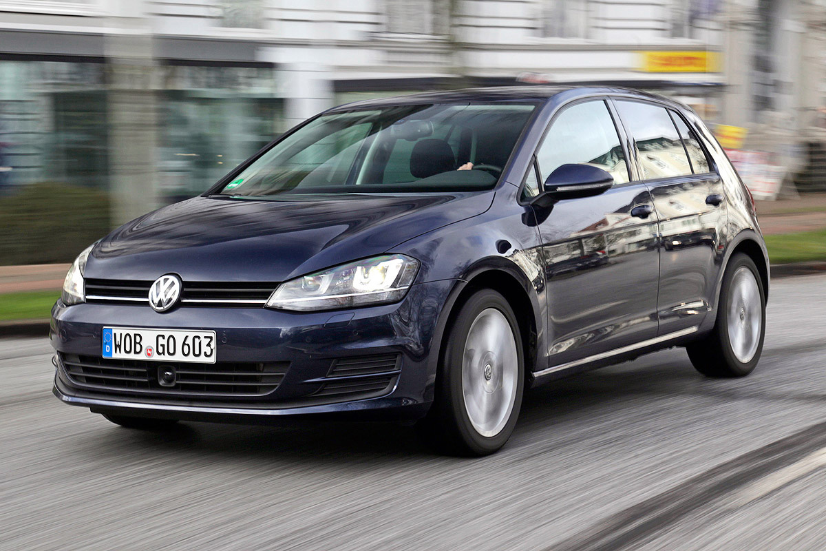 ???7??? Vw Golf 7 Facelift Autobild De