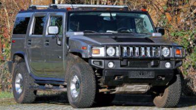Hummer H2 - autobild.de