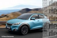 Peugeot 208: Hybrid-SUV statt Kombi - autobild.de