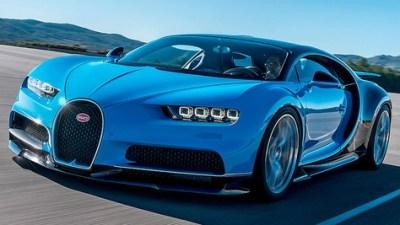Bugatti Chiron - autobild.de