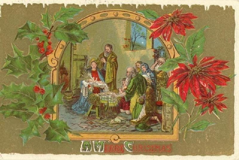 Free printable Christmas carols, holiday sheet music and song lyrics