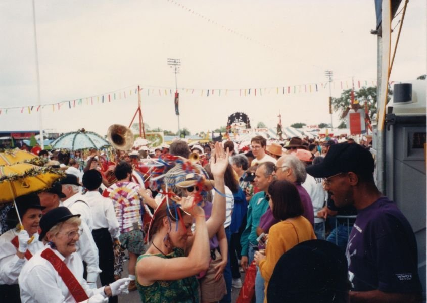 Where Jazz Fest lacks hip-hop it makes up with culture - AXS