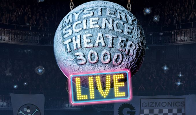 Mystery Science Theater 3000 Live! tickets in San Jose at City