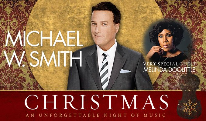 Christmas with Michael W Smith tickets in Dallas at Majestic