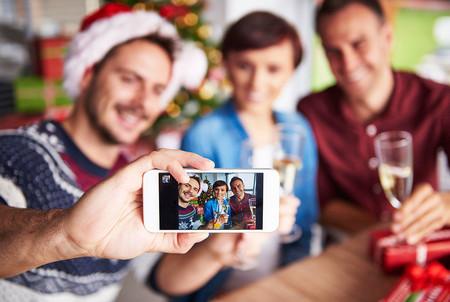 Serías capaz de producir el video familiar de Navidad con tu smartphone?