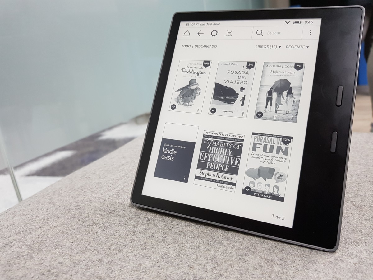 Libros Gratis Para Android Amazon Prime Reading Llega A España Cientos De Ebooks Kindle