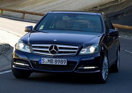 Mercedes Clasec 2011 2