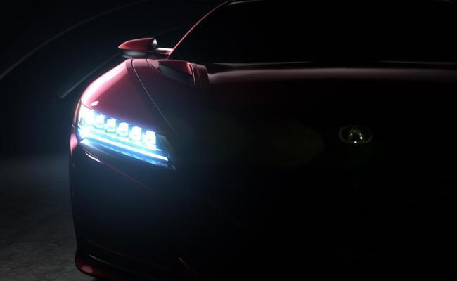 Acura-NSX-Teaser-lights Acura Sx