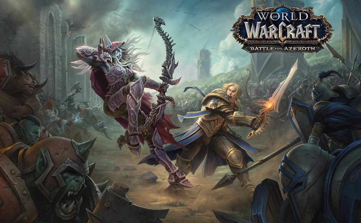 Descargar Libros Warcraft World Of Warcraft Battle For Azeroth Fecha Para Agosto Y Edición