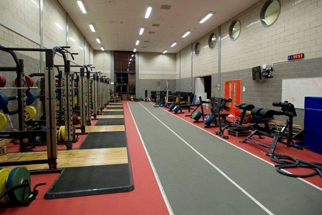 Centre For Sporting Excellence Strength Conditioning Room Opt1