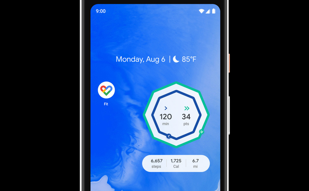 Google Fit launches widgets and improves the activity log \u2013 phoneia