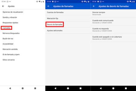 Cómo desviar llamadas de un móvil a otro en iOS y Android