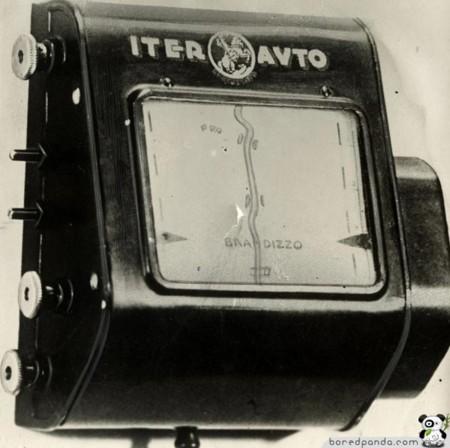 Rutometro 1932