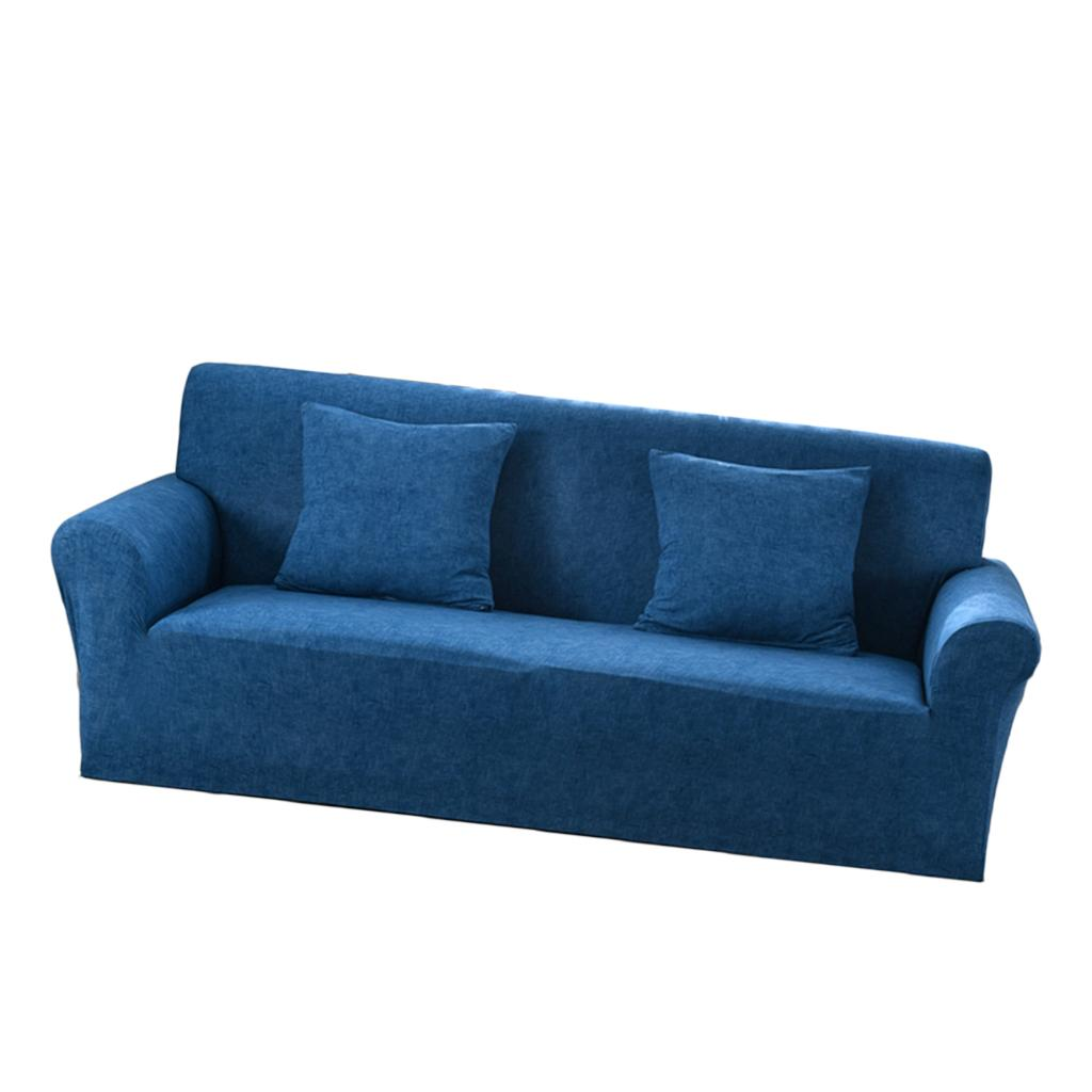 Couch Husse Furniture Elastische Stretch Sofabezüge Sofahusse Couch Sofa Husse Für 2er /3er Slipcovers