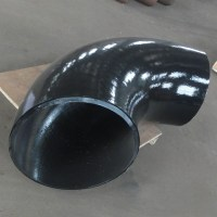 China A420WPL6 Carbon Steel Pipe Fittings Butt Welded