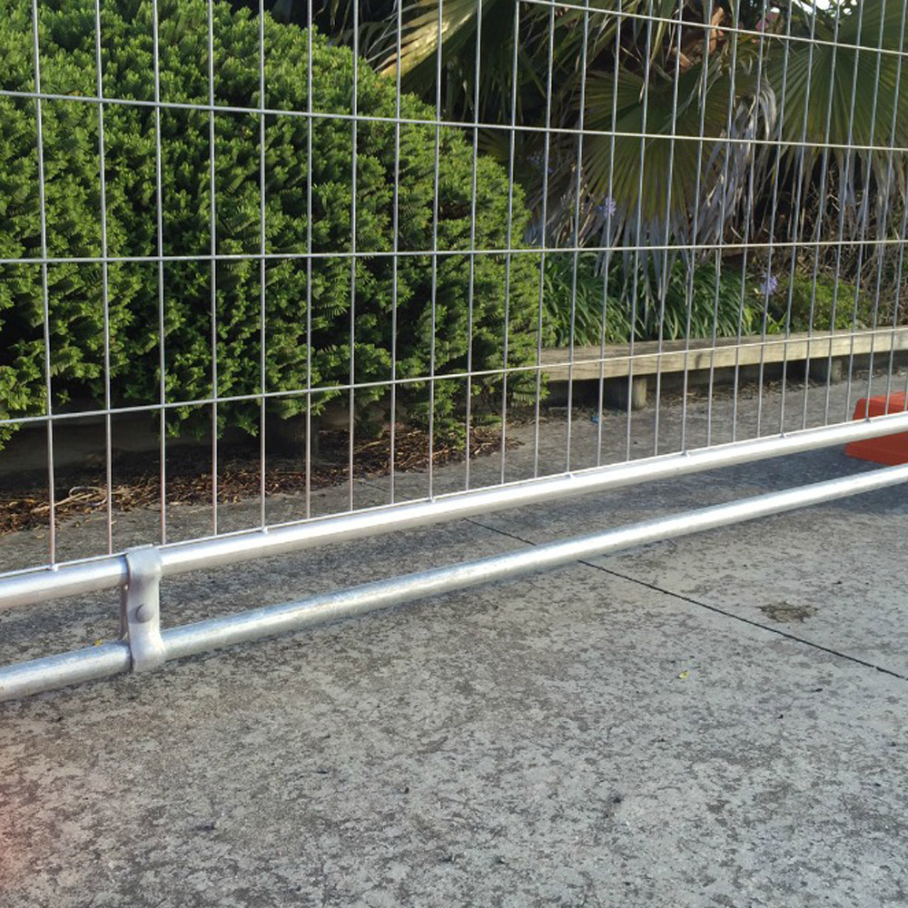 Galvanized Free Standing Portable Temporary Fencing China - Portable Fence