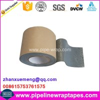 Pipe wrap tape for ductile iron pipe China Manufacturer