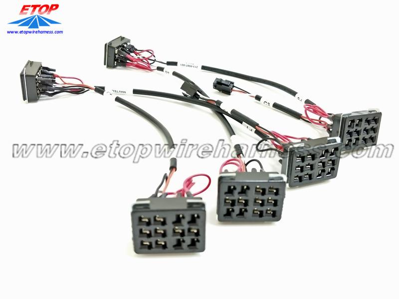 machine wiring classes