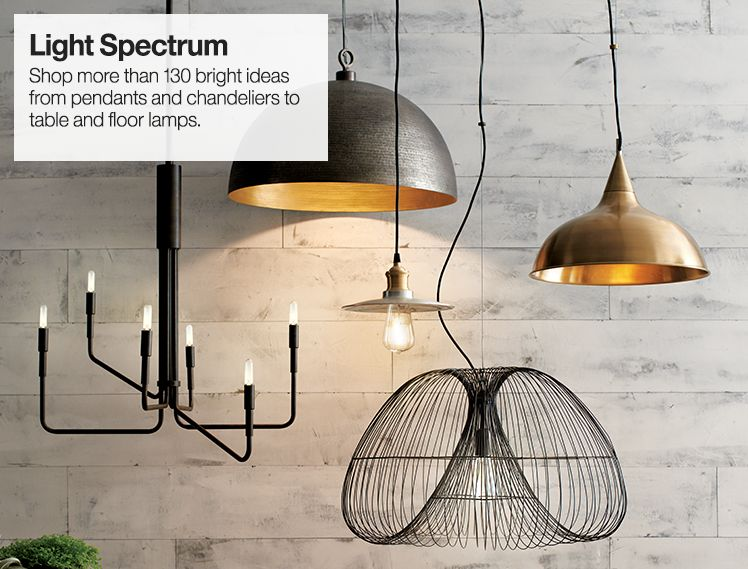 Lighting Fixtures and Lamps