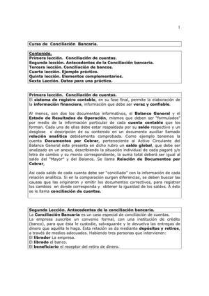 Calaméo - conciliacion Bancaria