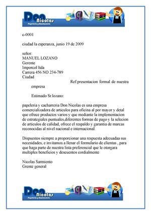 Calaméo - carta presentacion