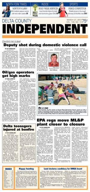 Calaméo - Delta County Independent, March 27, 2013