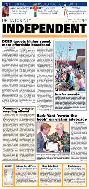 Calaméo - Delta County Independent, April 24, 2013