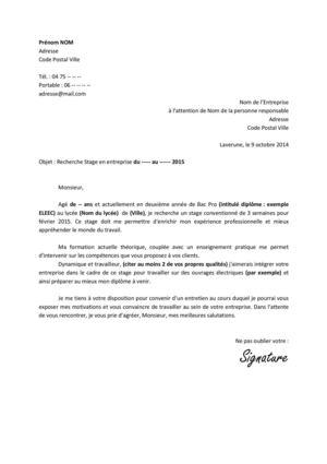 Calaméo - Agnès MOULIN - modele lettre de motivation